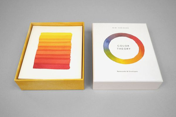 Mimi Robinson Color Theory Notecards (Set of 6)