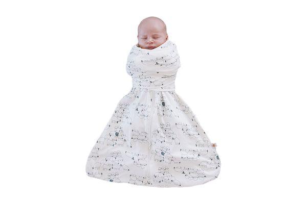 Ergobaby Baby Sleeping Bag and Swaddle Set