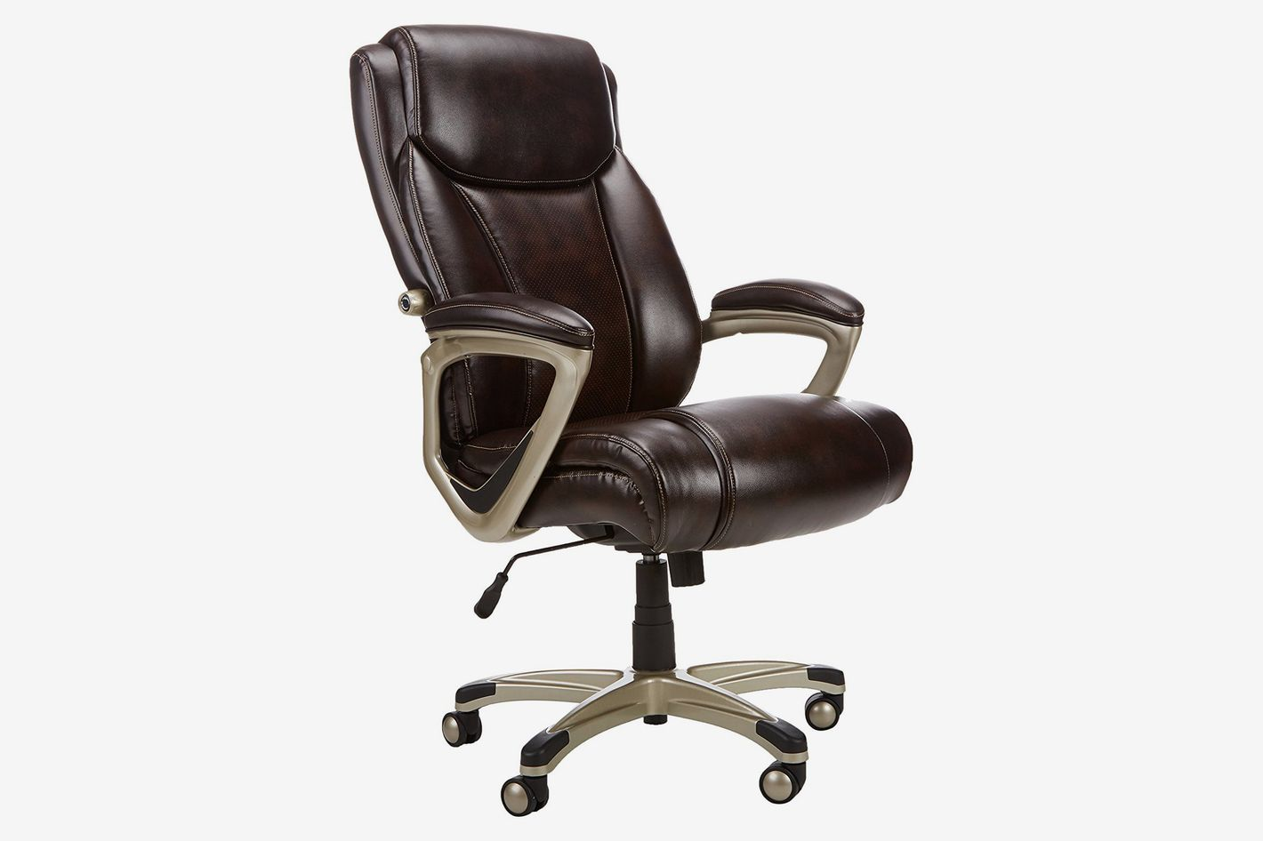 Basics Brown Office Chair For Tall People