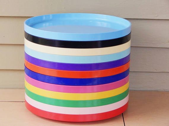 Heller colorful plates