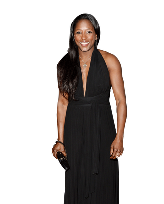 BEVERLY HILLS, CA - JANUARY 09: Actress Rutina Wesley attends Golden Globes Weekend Audi Celebration at Cecconi's on January 9, 2014 in Beverly Hills, California. (Photo by Jason Merritt/Getty Images for Audi)