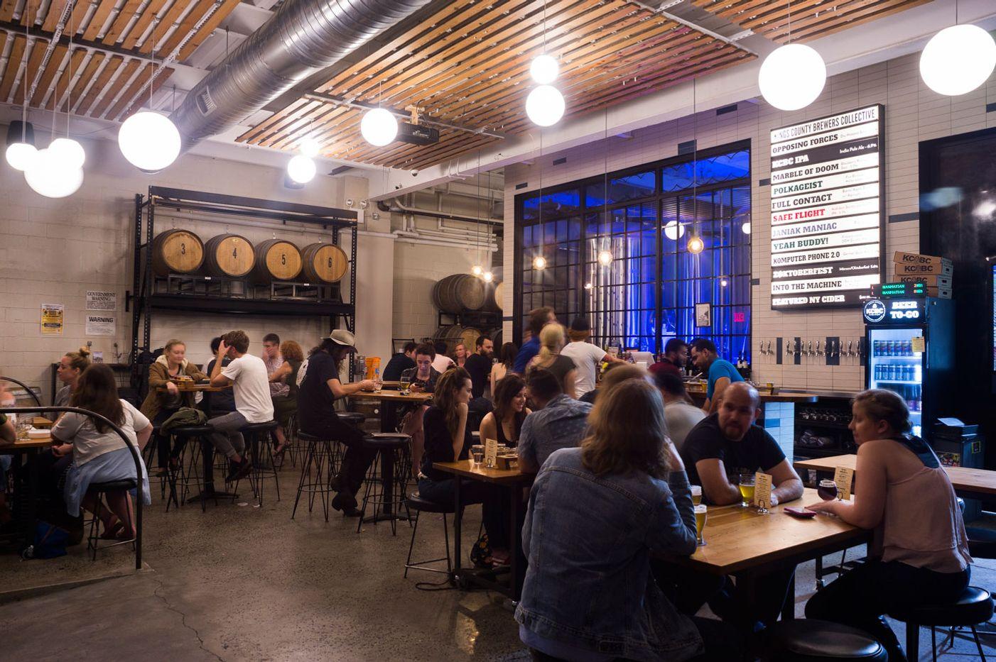 The Absolute Best Brewery Taprooms In NYC