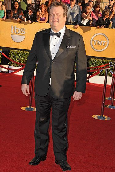 LOS ANGELES, CA - JANUARY 29:  Actor Eric Stonestreet arrives at the 18th Annual Screen Actors Guild Awards held at The Shrine Auditorium on January 29, 2012 in Los Angeles, California.  (Photo by Steve Granitz/WireImage)