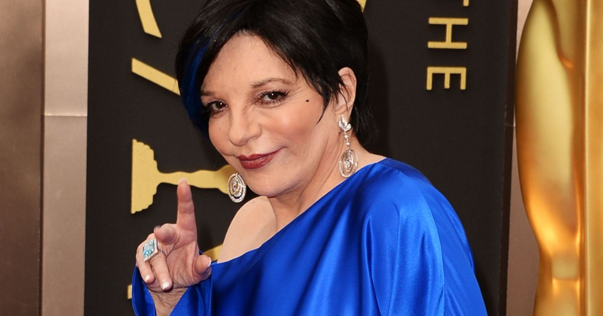 Liza Minnelli to Auction Off a Massive Amount of Belongings