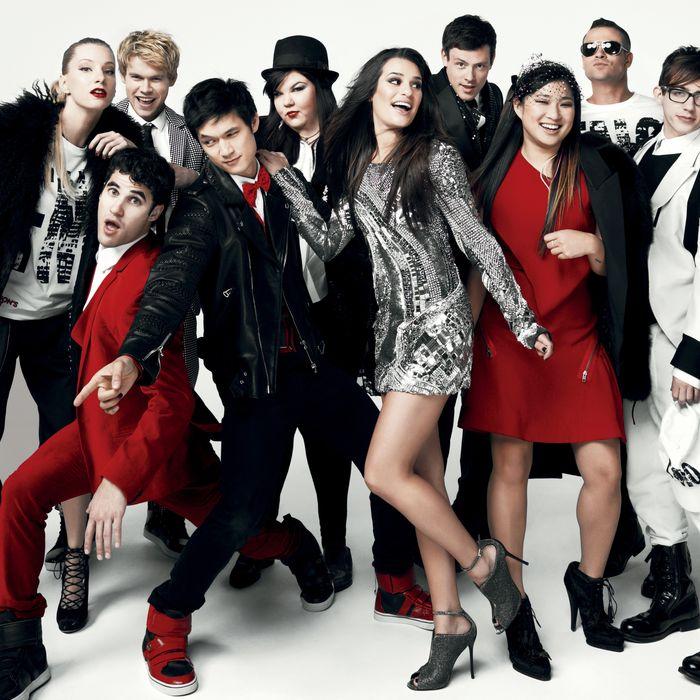<em>Glee.</em>
