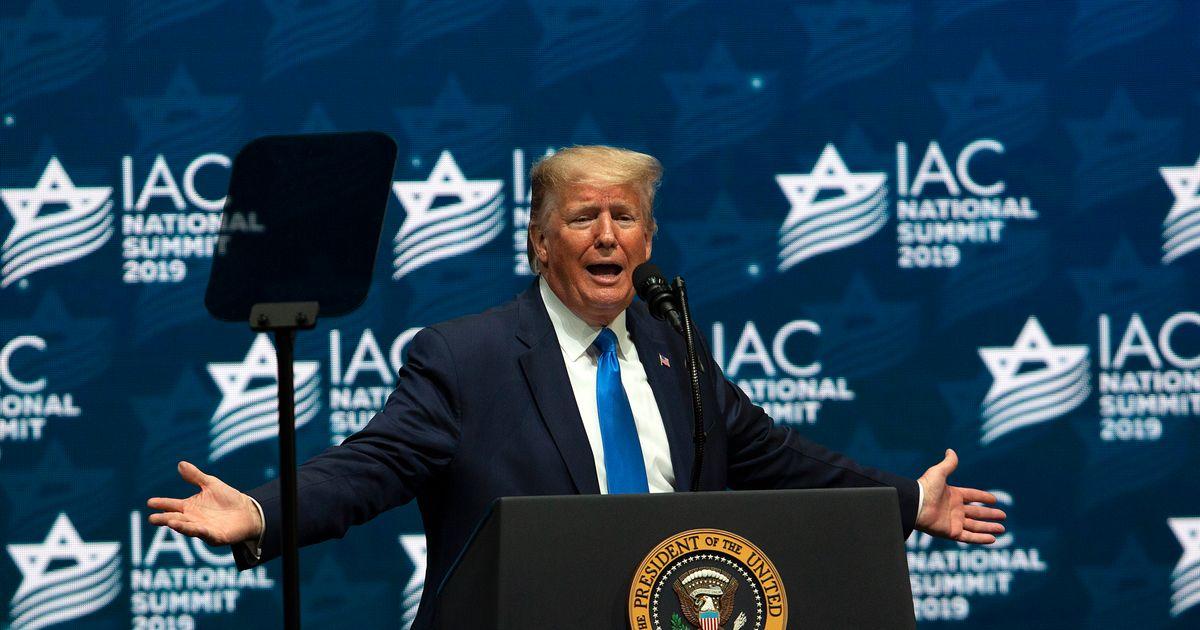 Trump Expresses Anti-Semitic Sentiments Yet Again