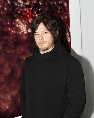 Norman Reedus==The Cinema Society & Montblanc host the after party for Fox Searchlight Pictures'
