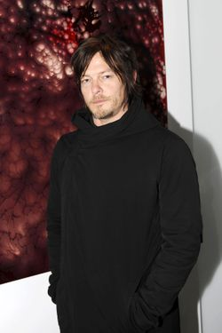 "Norman Reedus==The Cinema Society & Montblanc host the after party for Fox Searchlight Pictures' ""Trance""==497 Greenwich Street, NYC==April 02, 2013==©Patrick McMullan==Photo - CLINT SPAULDING/PatrickMcMullan.com== =="