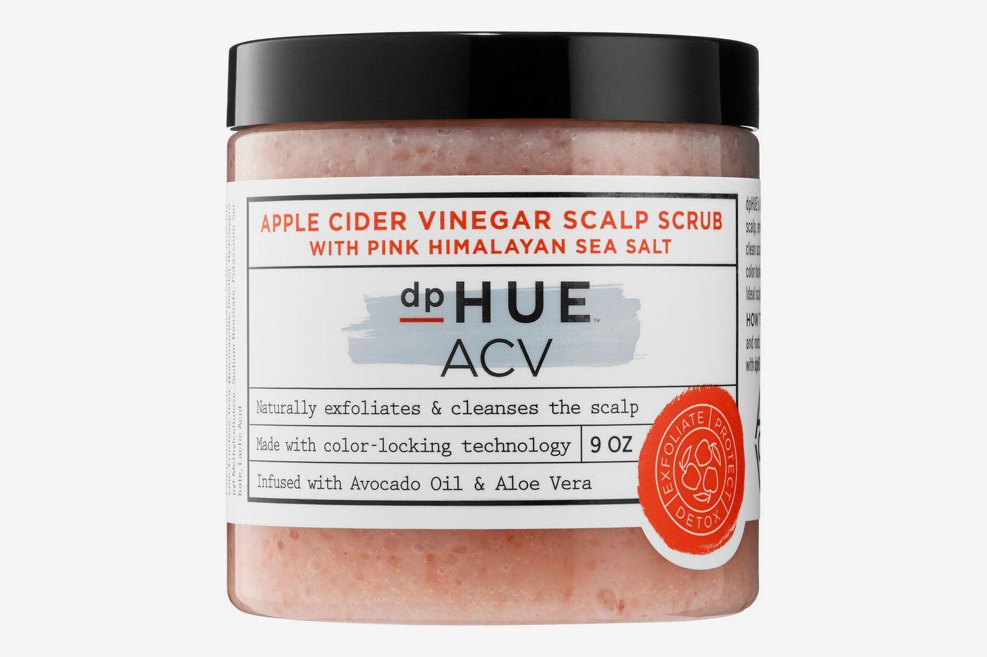 DpHUE Apple Cider Vinegar Sea Salt Scalp Scrub