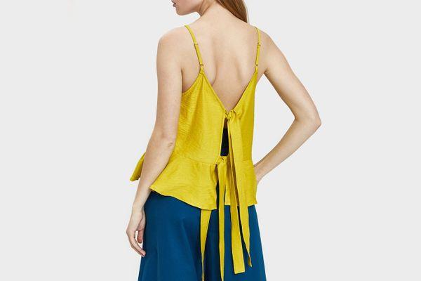 Farrow Luciana Tie Back Camisole
