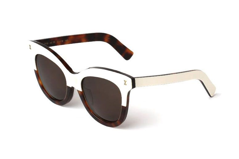 Illesteva Holly Sunglasses