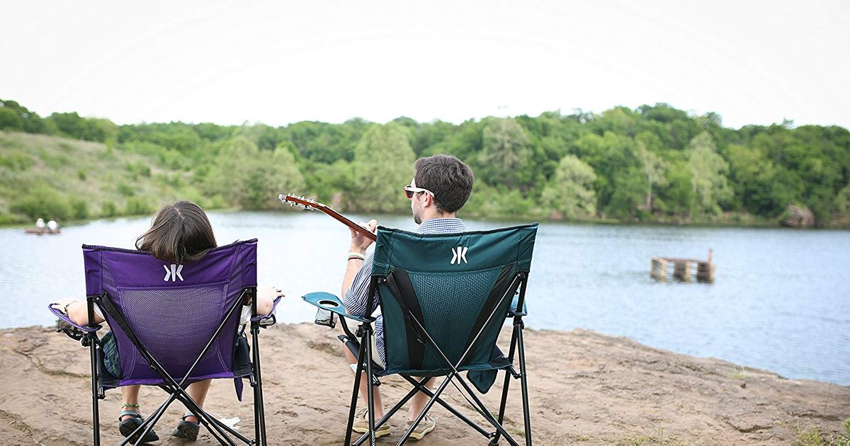 The Best Camping Chairs on Amazon, According to Hyperenthusiastic Reviewers