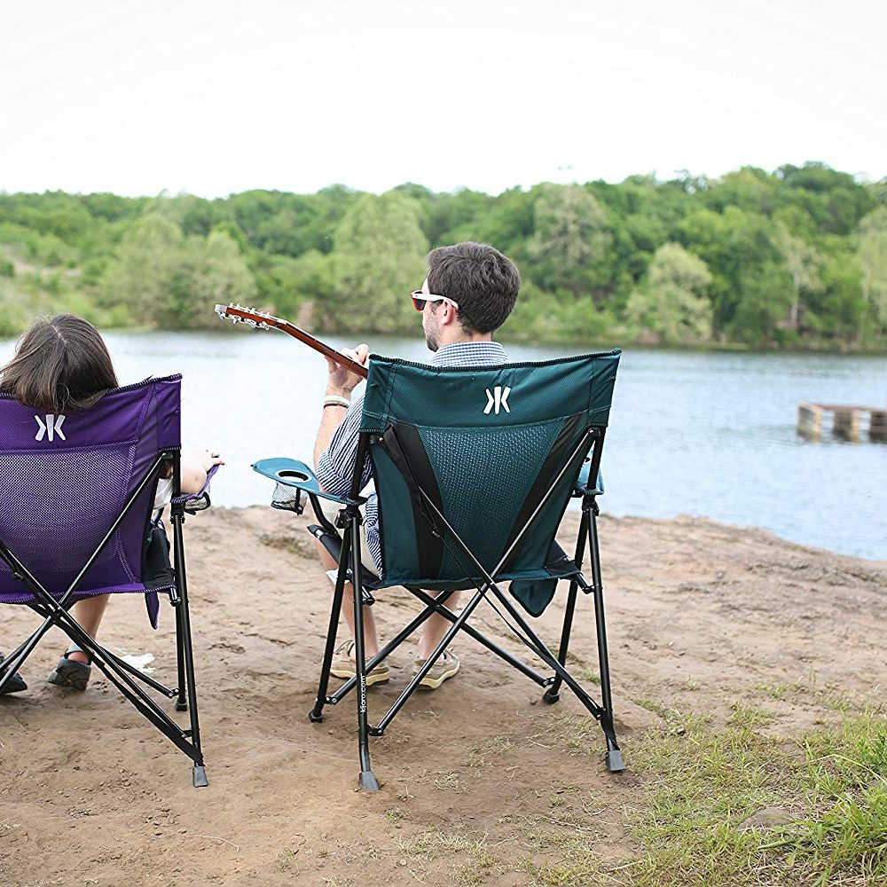 12 Best Camping Chairs 2019