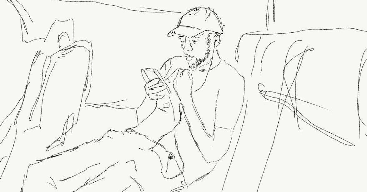 A Smartphone, a Stylus, and My Season As a Sketch Artist