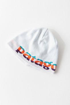 Patagonia Knit Beanie, White