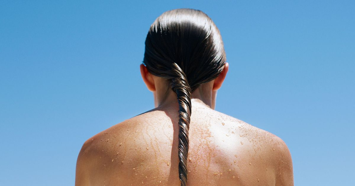 10 Secrets for Great-Looking, Air-Dried Hair