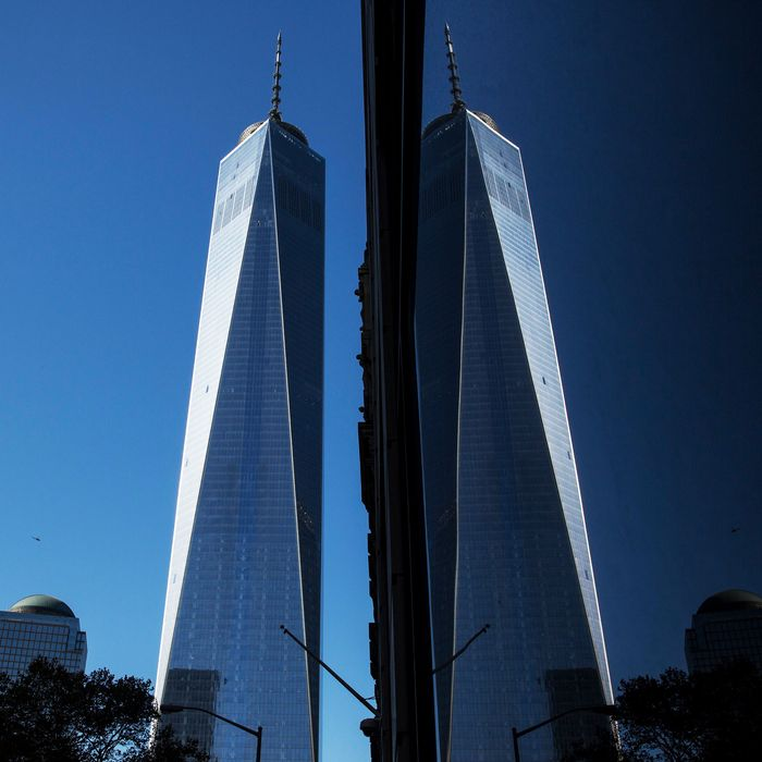 First Tenant Conde Nast Moves Into New World Trade Center