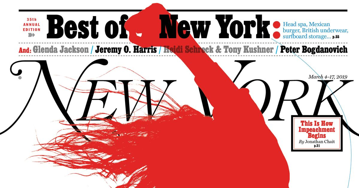 On the Cover of New York Magazine: When Did Everyone Become a Socialist?