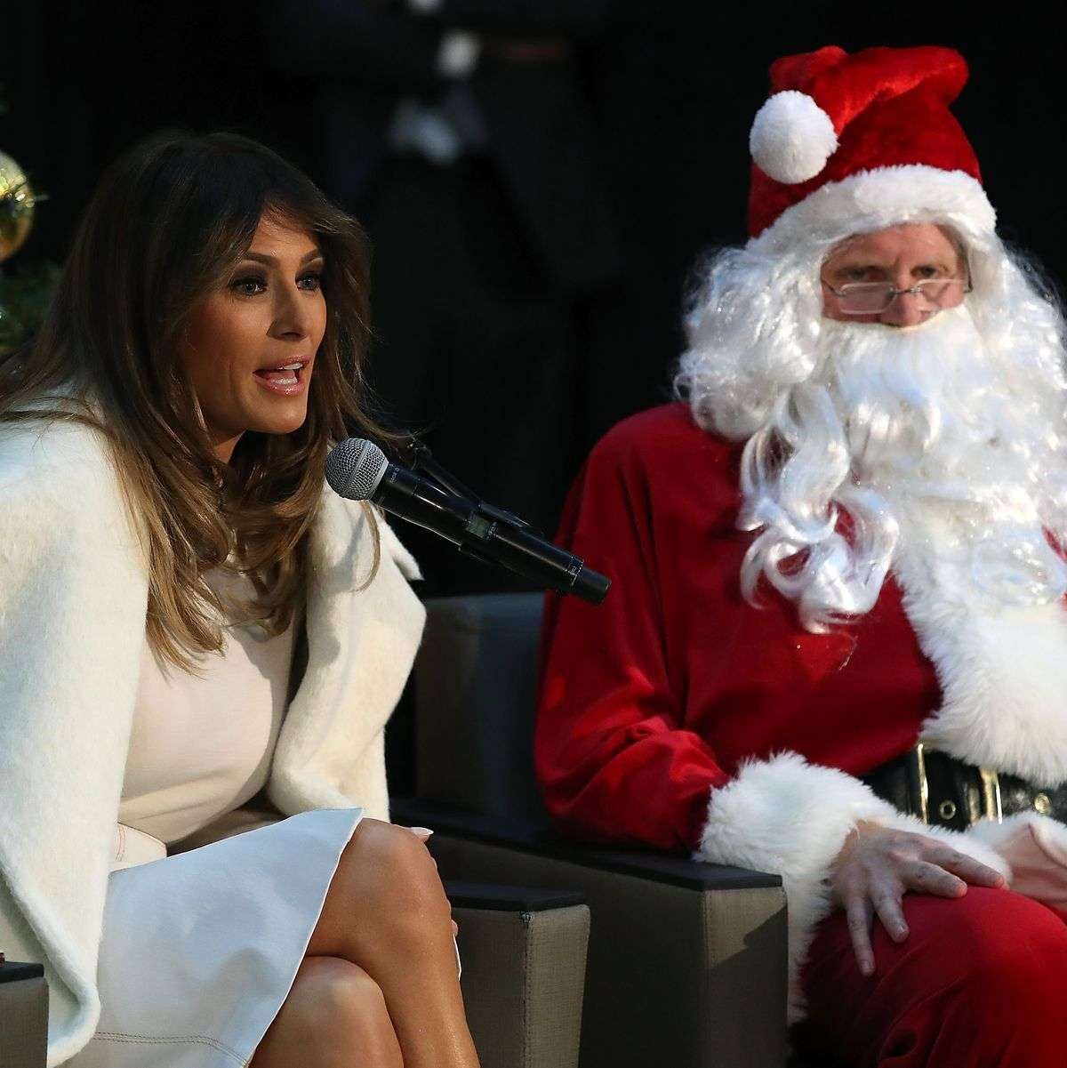 Where Is President Trump Spending Christmas 2020 Melania Trump Rants About 'Christmas Stuff' in Leaked Tape
