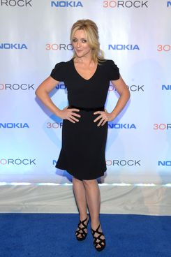 "NEW YORK, NY - DECEMBER 20:  Jane Krakowski attends ""30 Rock"" Series Finale Wrap Party at Capitale on December 20, 2012 in New York City.  (Photo by Michael Loccisano/Getty Images)"