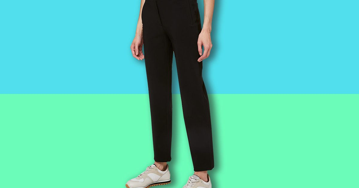 These Lululemon Work Pants That 'Are As Comfy As Sweats' Are 62 Percent Off