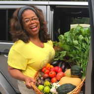 Oprah Wants to Start Her Own Food Line