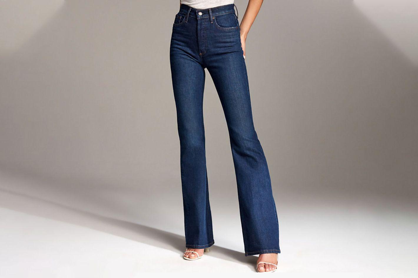 Aritzia the Marianne Flare High-Waisted Flare Jean