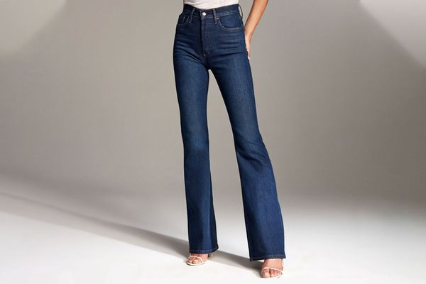 Aritzia the Marianne Flare High-Waisted Flare Jean