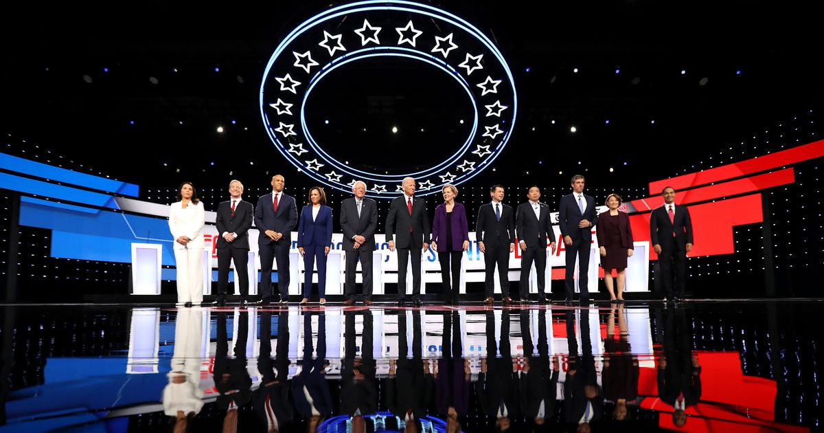 10 Candidates Qualify for the November Democratic Debate