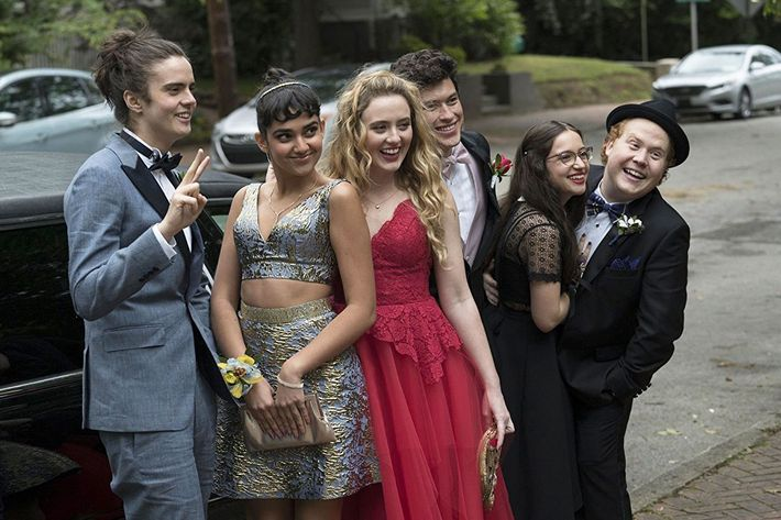 The Prom Dresses in Blockers Feel Refreshingly Real