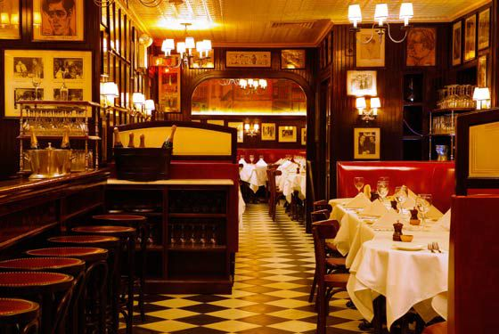 Minetta Tavern might not be <i>this</i> empty, but it will be close.