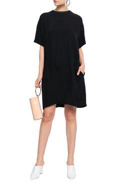 Vince Twill Mini Dress