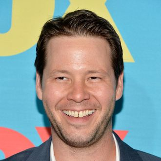 NEW YORK, NY - MAY 12: Actor Ike Barinholtz attends the FOX 2014 Programming Presentation at the FOX Fanfront on May 12, 2014 in New York City. (Photo by Ben Gabbe/Getty Images)