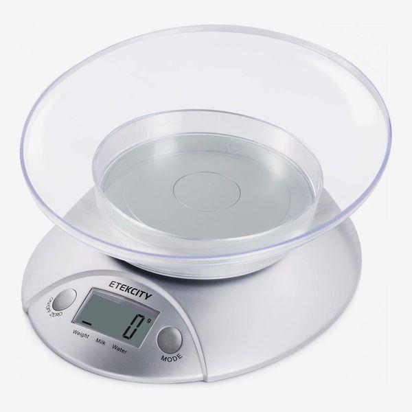 Etekcity Digital Kitchen Weighing Scales