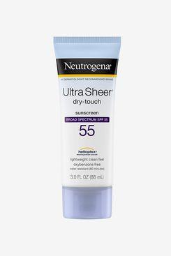Neutrogena Ultra Dry-Touch Sunscreen SPF 55
