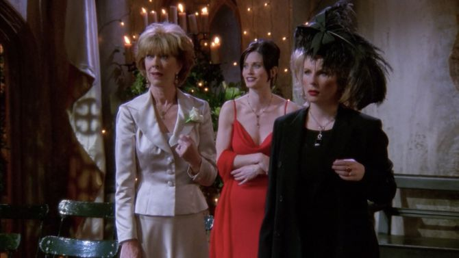 Season 4 The One With Ross S Wedding Part 2
