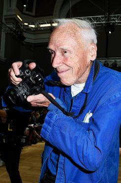 Bill Cunningham.