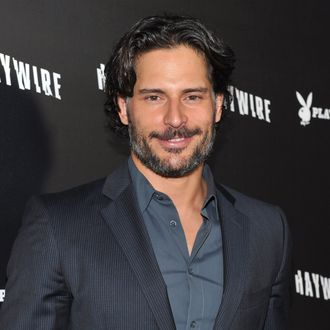 Actor Joe Manganiello arrives to the premiere of Relativity Media's