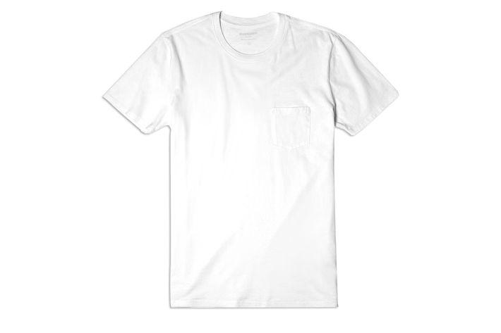 best white t shirt for work