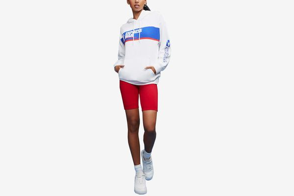 Forever 21 USPS Express Mail Graphic Hoodie