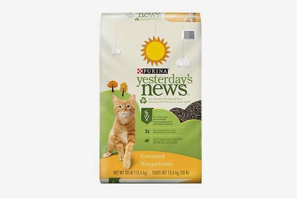 Purina Yesterday's News Original Formula Cat Litter