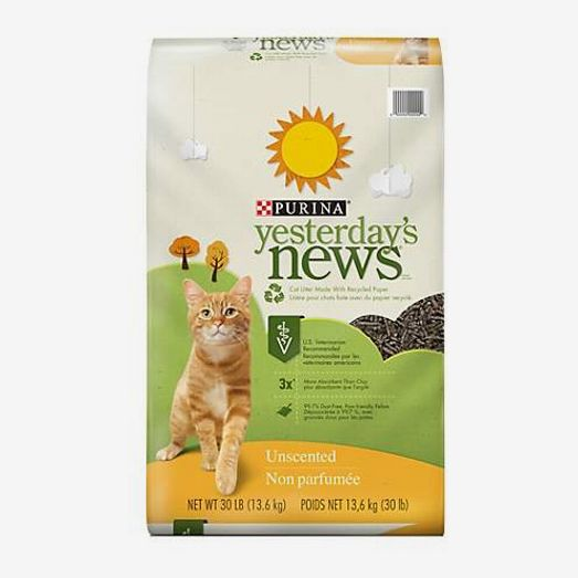 Purina Yesterday's News Original Formula Cat Litter