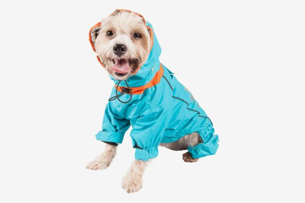 Dog Helios Weather King Full Body Dog Jacket, Small