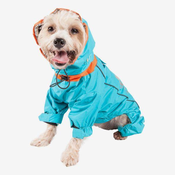 Dog Helios Weather King Full Body Dog Jacket, Small