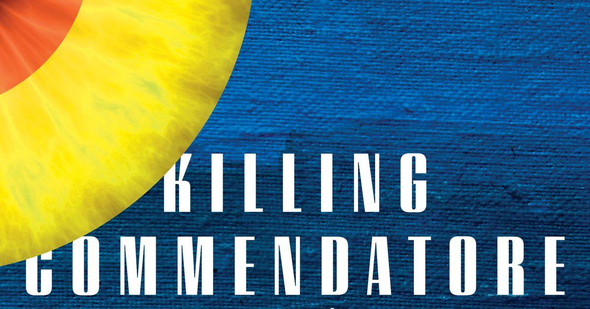 How Haruki Murakami's Killing Commendatore Cover Came Together