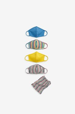 Nordstrom Kids Masks Assorted, 4 Pack
