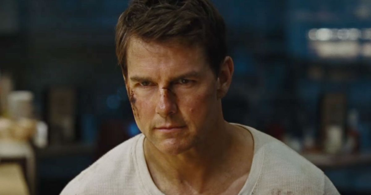 Jack Reacher 2 Stream