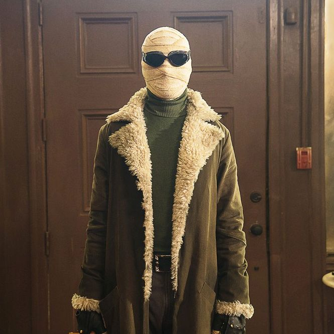 Matthew Zuk as Larry Trainor in Doom Patrol.