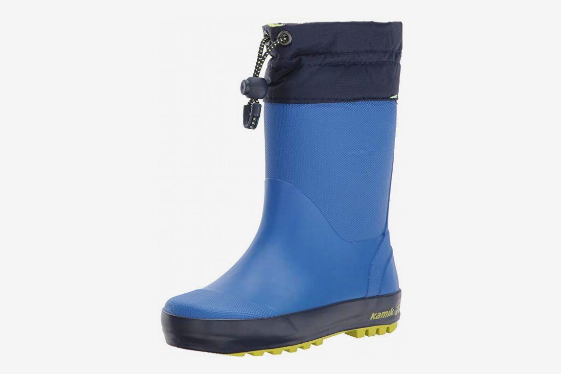 Kamik Kids' Drizzly Rain Boot