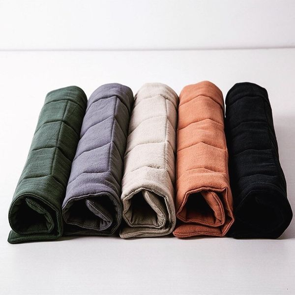 Cosy Aura Linen Anti-Allergy Seat Pad
